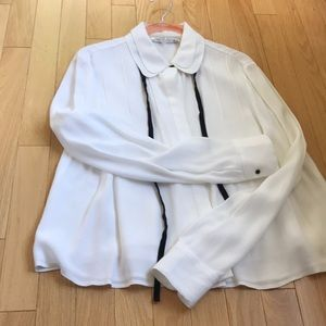 Zara Trafaluc Collection Blouse